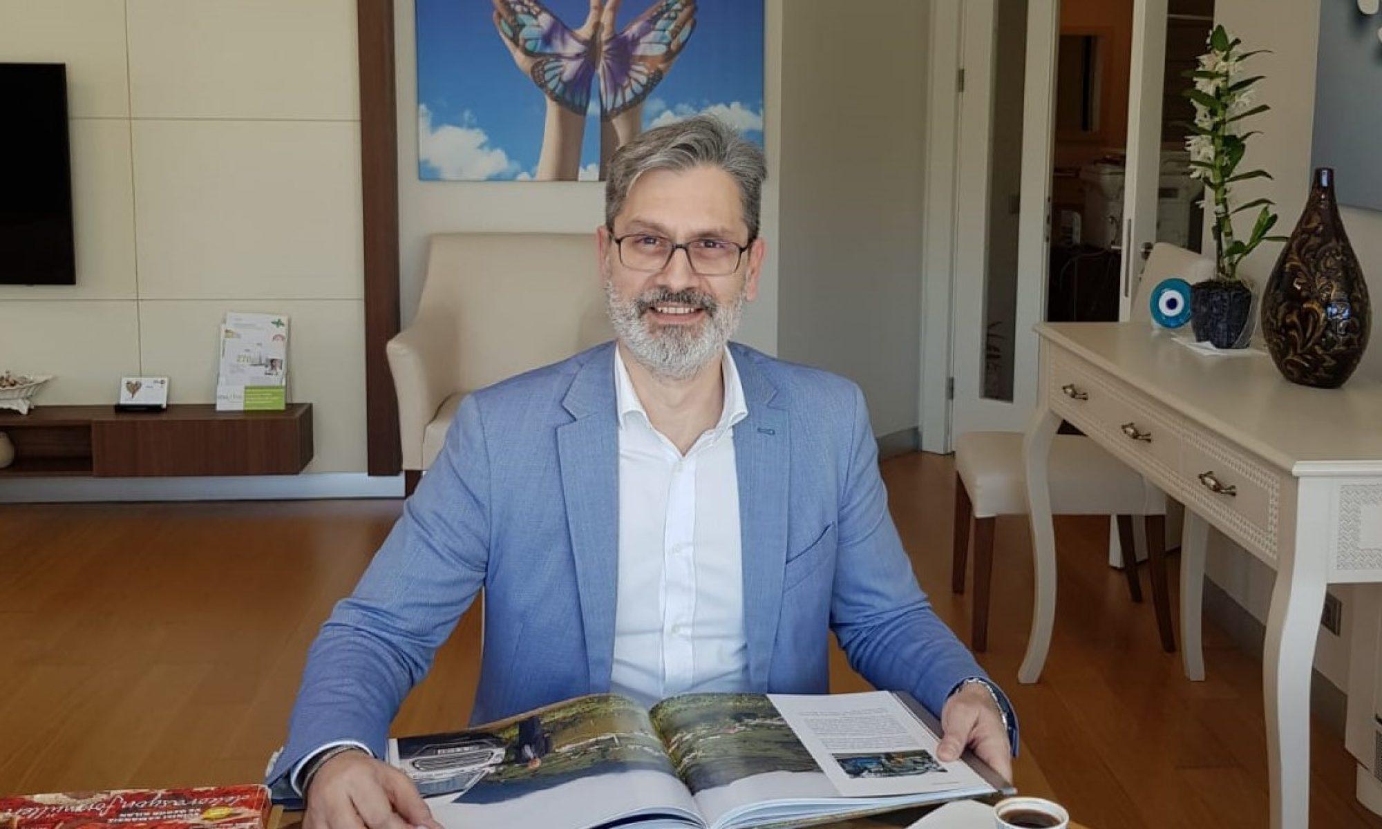 Prof.Dr.Sinan Çağlayan